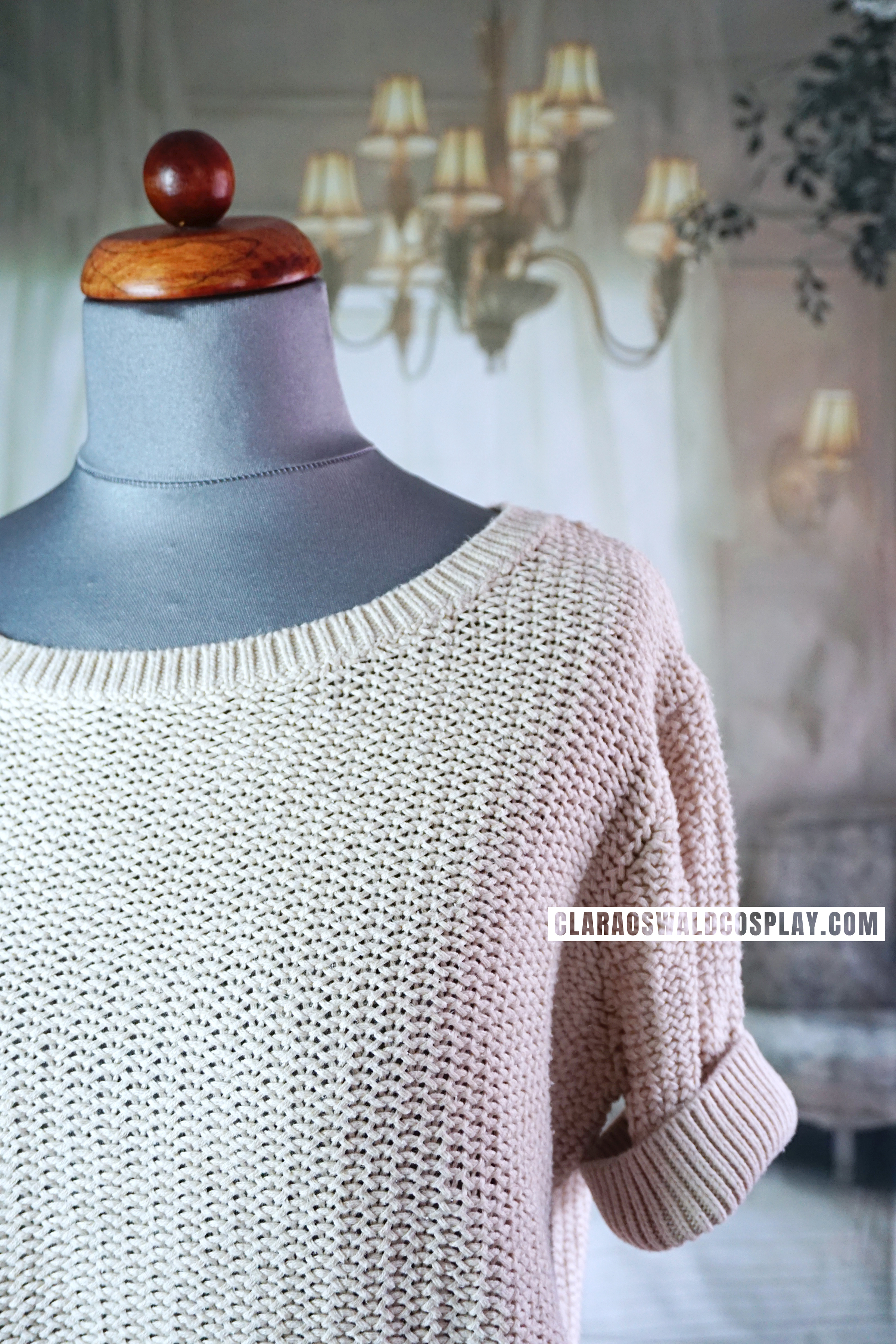 A closer look at the GAP Knit Jumper