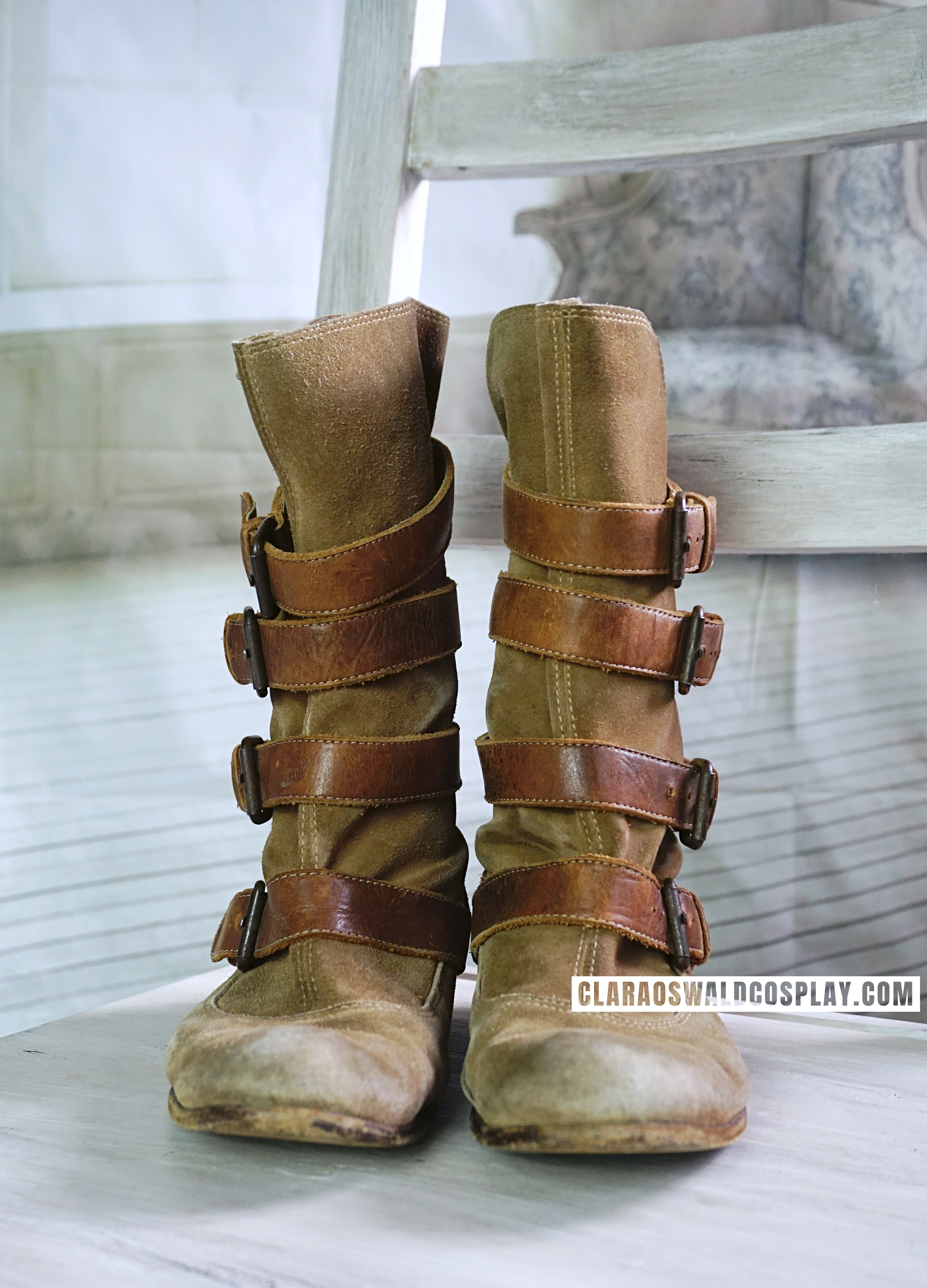 The H by Hudson Keira Boots - front view